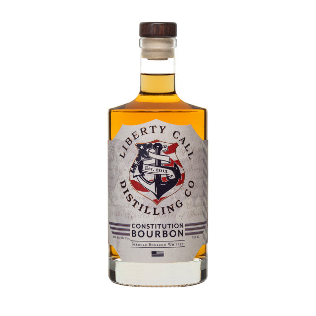 Liberty Call Distilling Co. Constitution Bourbon