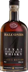 Balcones Texas Single Malt Whiskey - Grapes & Hops Deli