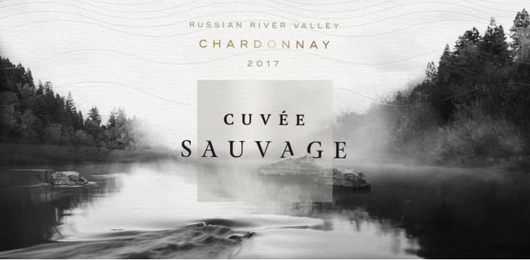 Cuvée Sauvage Chardonnay 2017 Russian River Valley