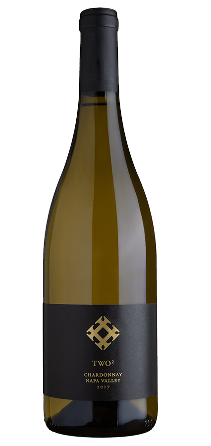 Two Squared By Alpha Omega Napa Valley Chardonnay 2017