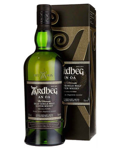 Ardbeg Un Oa sigle Malt Scotch Whisky - Grapes & Hops Deli