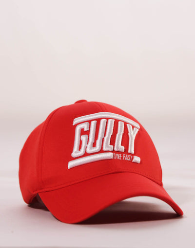 Gully Cap Red