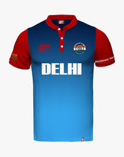 DELHI SAME GAME JERSEY WITH CUSTOMISE OPTION