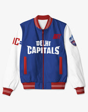 GULLY X DELHI CAPITAL OFFICIAL BOMBER JACKET