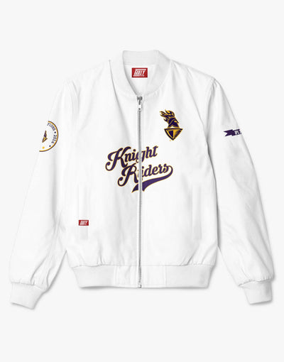 GULLY X KKR OFFICIAL BASIC BOMBER