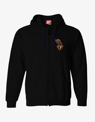 MEN'S KKR OFFICIAL 2020 HOODIE BLACK