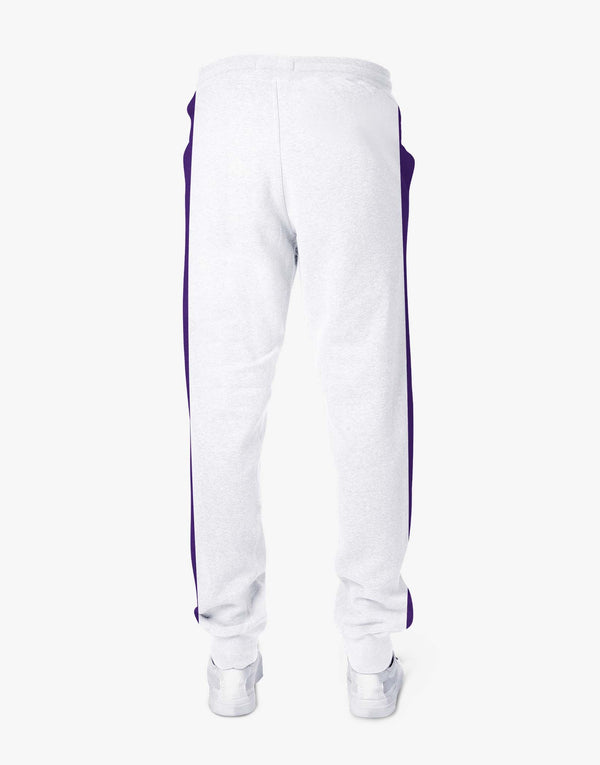 WOMEN'S KKR OFFICIAL 2020 JOGGERS WHITE