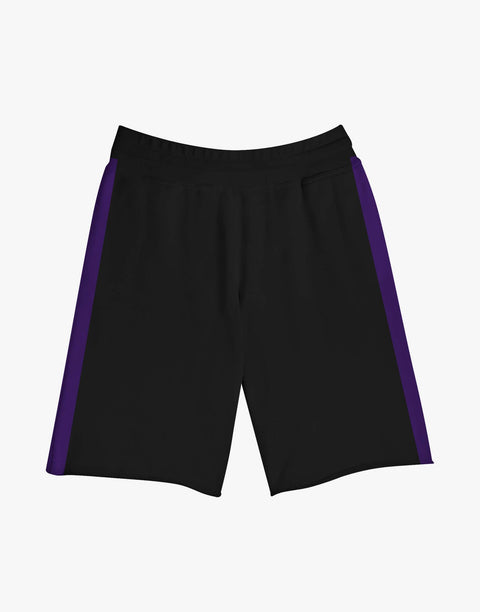 GULLY X KKR SHORTS (BLACK)