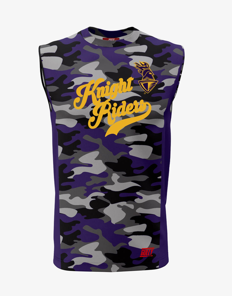 MEN'S KKR OFFICIAL 2019 MUSCLE TEE PRINTED