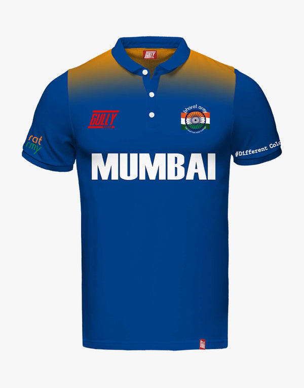 MEN'S MUMBAI SAME GAME JERSEY BLUE