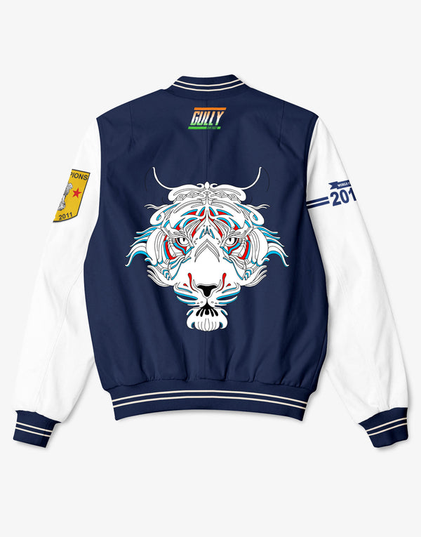 GULLY X BHARAT ARMY BOMBER WITH CUSTOMISE OPTION
