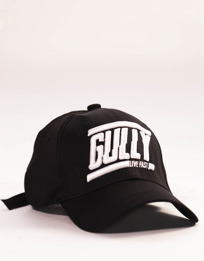 Gully Cap Black