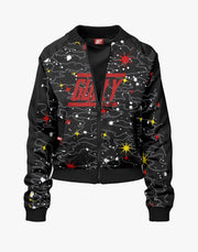 SPACE 19J BOMBER Black