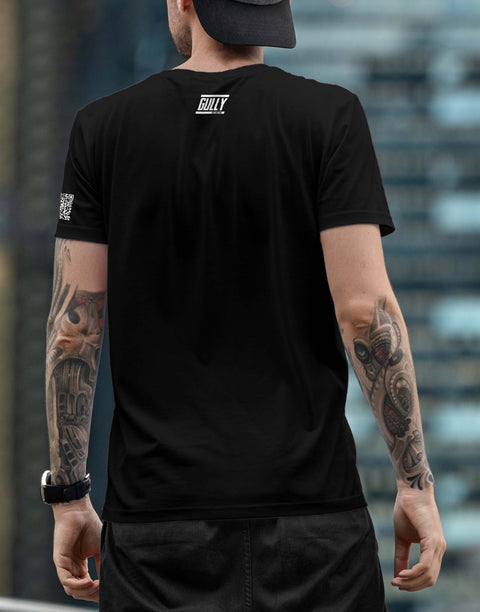 MEN'S KKR OFFICIAL 2020 DRIFIT TEE TUFAN BLACK
