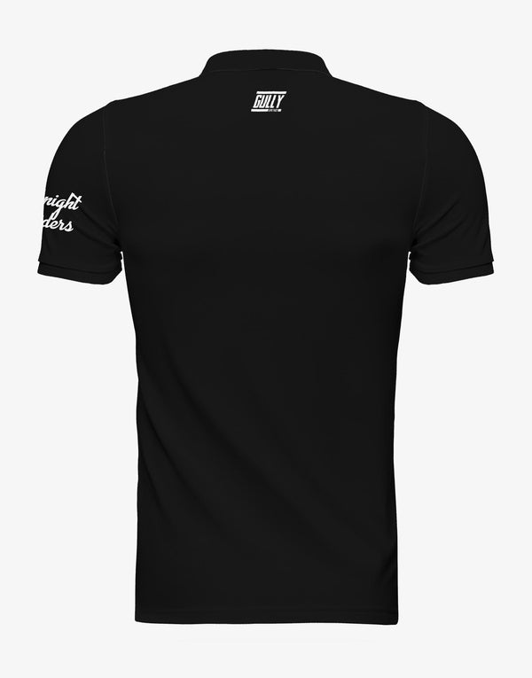 MEN'S KKR OFFICIAL 2020 POLO BLACK