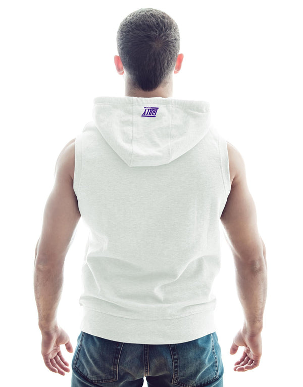 MEN'S KKR OFFICIAL 2020 TRAINING HOODIE WHITE
