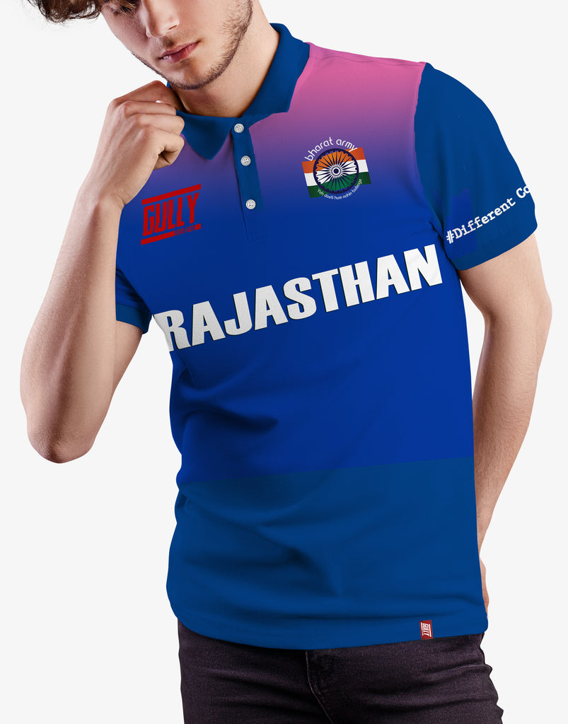 RAJASTHAN SAME GAME JERSEY