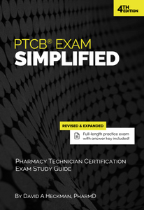 PTCB Exam Simplified (4th Edition) - Paperback