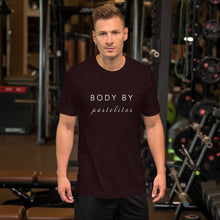 Load image into Gallery viewer, Body By Pastelitos T-shirt