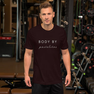 Body By Pastelitos T-shirt
