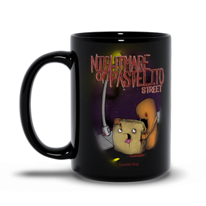 Nightmare on Pastelito Street Mug
