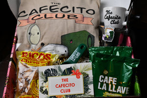"""The Cafecito Club"" Guava Box"