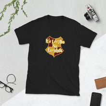"Load image into Gallery viewer, ""It's LeviOsa not EnvidioSa"" T-Shirt (Black)"