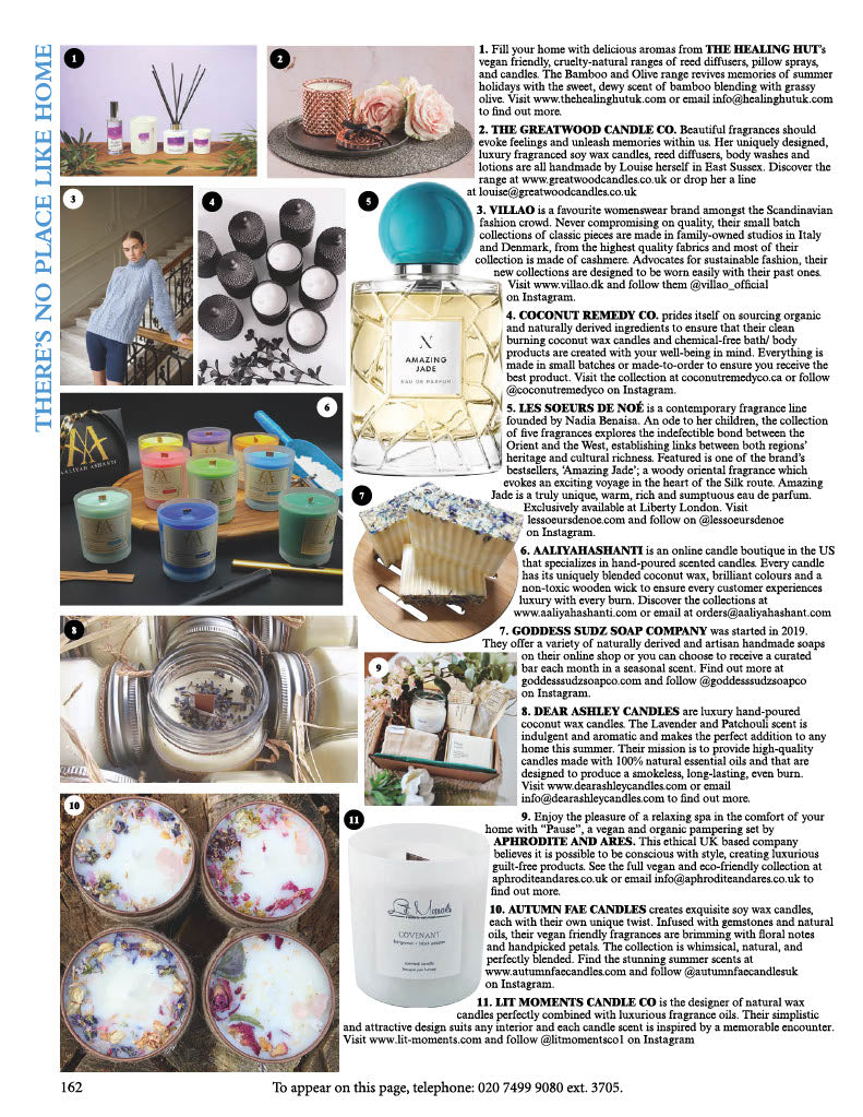 World of Interiors feature