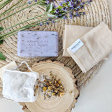 Pause - Relaxing Spa Organic Vegan Set - Aphrodite and Ares ethical store