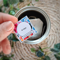 Posi-TEA-ve Notes Personalised Tea Bags - Aphrodite and Ares ethical store