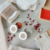 Aphrodite and Ares Detox Clay Face Masks
