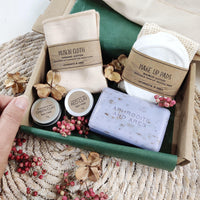 'Hebe' Vegan and Organic Letterbox Skincare set