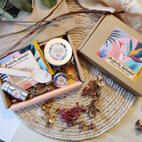 Make Your Own Nourishing Vegan Face Mask - Letterbox Gift Set - Aphrodite and Ares ethical store