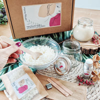 'Home Rituals' Make Your Own Soy Candle Aphrodite and Ares Kit