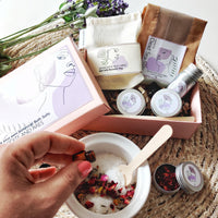 Personalised Make Your Own Organic Cruelty-free 'Bath Ritual'