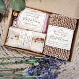 Will You Be My Maid Of Honour/Bridesmaid/Flour Girl? Vegan Pamper Gift Set