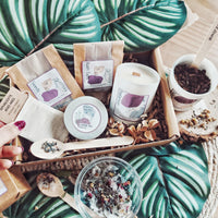 Grow And Make Your Own Organic 'Balance' Pamper Kit - Aphrodite and Ares ethical store