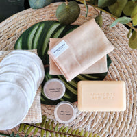 'Hebe' Vegan and Organic Letterbox Skincare set - Aphrodite and Ares ethical store