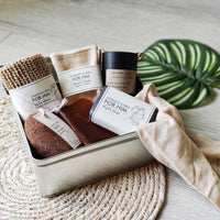 'Men's Spa' Vegan and Sustainable Gift Set - Aphrodite and Ares ethical store