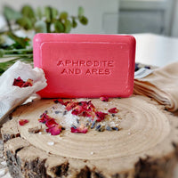'Athena' Letterbox Personalised Vegan Birthday Treat - Aphrodite and Ares ethical store