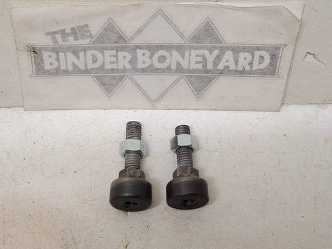 71-80 International Scout II Terra Traveler NEW Windshield Adjusters