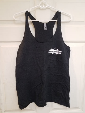 Binder Boneyard Tank tops charcoal grey