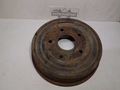 "74-80 International Scout II Terra Traveler Rear Brake Drum 11"" x 2 1/4"""