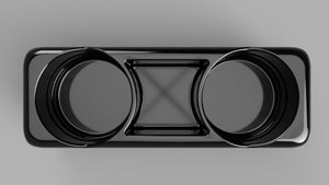 Cupholder for Seat Leon 1M and Toledo - Kustom 3D Prototyping