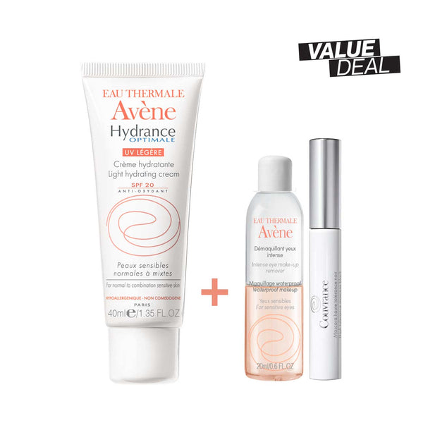 Hydrance Optimale UV Light Bundle