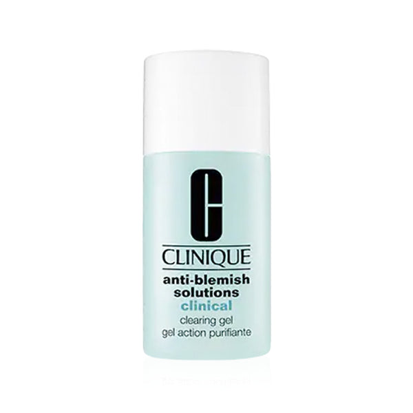 Anti-Blemish Solutions Clinical Clearing Gel - All Skin Types