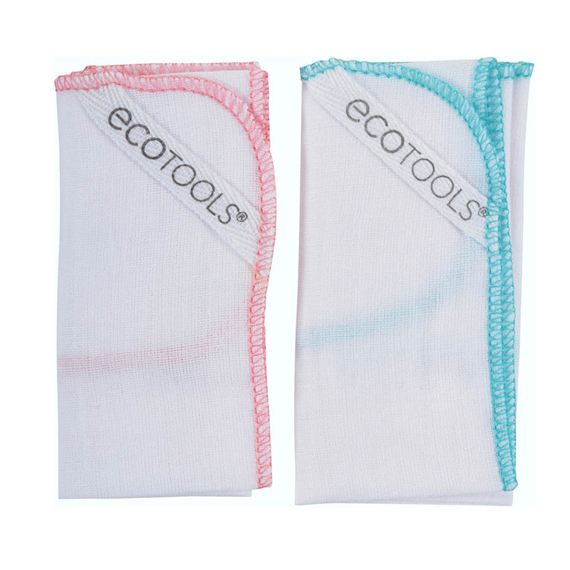 Muslin Polishing Facial Cloths - Pack of 2 Pieces