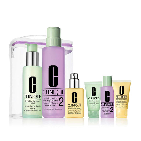 Great Skin Anywhere Gift Set for Dry Combination Skin