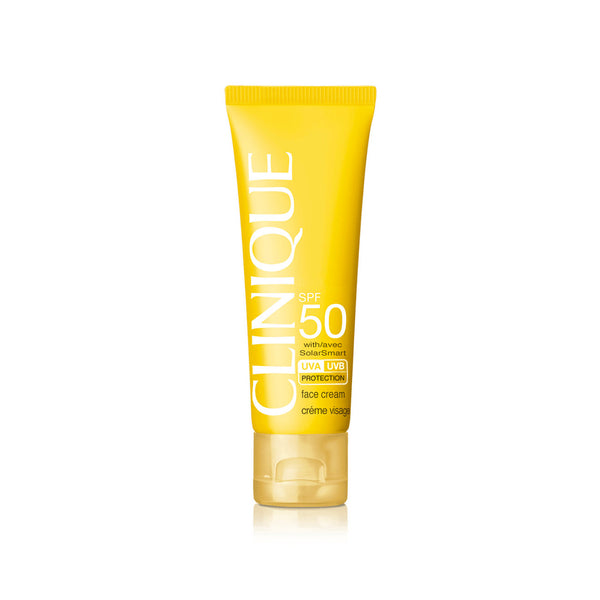 Face Cream SPF50 with SolarSmart