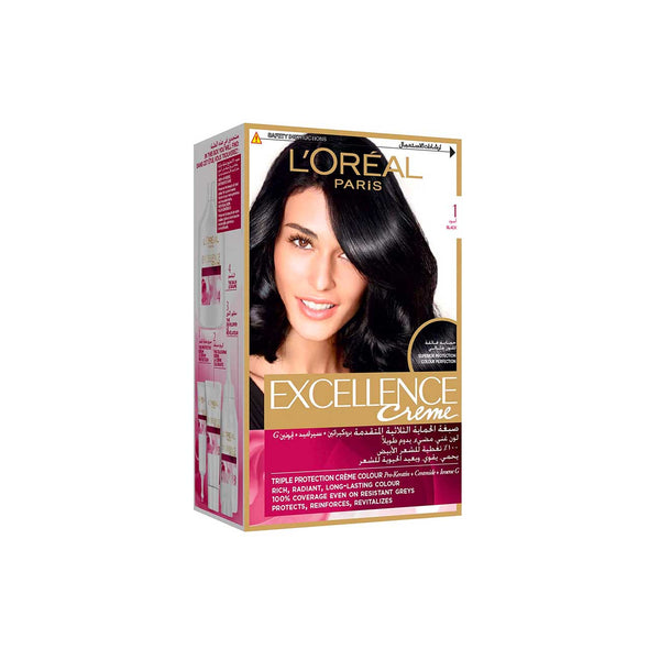 Excellence Creme - Triple Protection Crème Colour
